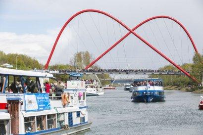 Erste Tickets für 7. Schiffsparade KulturKanal erhältlich