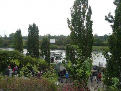 Anleger Nordsternpark am Amphitheater Darstellung 3