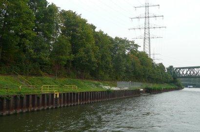 Anleger Bottrop / Essen-Dellwig (Stadtgrenze Essen-Dellwig)