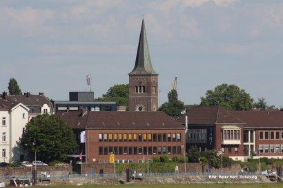 Hafenrundfahrt Hauptsaison mit der Weissen Flotte Duisburg