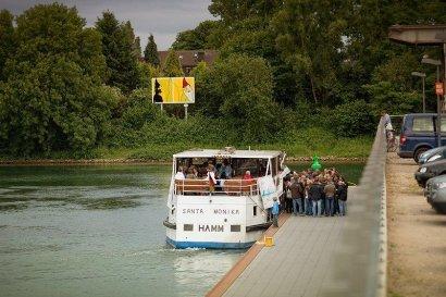 Anleger am Stadthafen Recklinghausen Darstellung 4