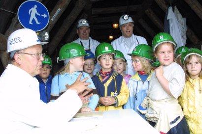 Bergbaustollen im Nordsternpark Darstellung 4