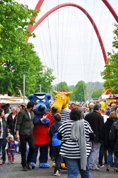 3. KanalErwachen 2021: Kleines Familienfest im Nordsternpark Gelsenkirchen