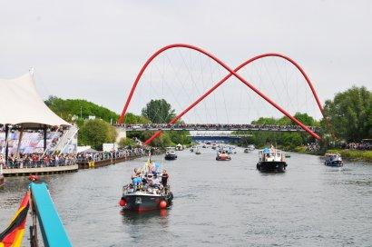 3. KanalErwachen 2021: Kleines Familienfest im Nordsternpark Gelsenkirchen Darstellung 2