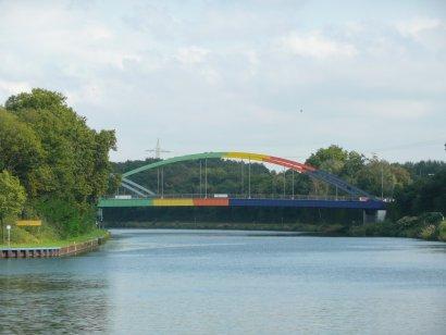 Emmericher Straße-Kanalbrücke Darstellung 3
