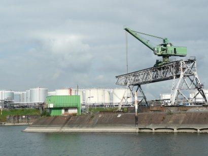 Duisburger Hafen Darstellung 3