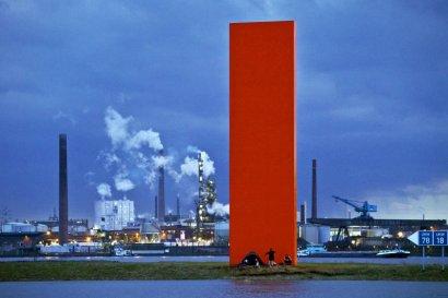 Rheinorange (Lutz Fritsch, 1992) Darstellung 4