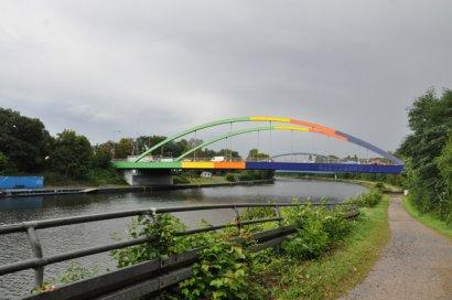 Emmericher Straße-Kanalbrücke Darstellung 2