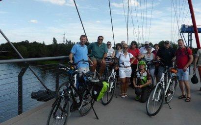 3. KanalErwachen: Halden Hopping, geführte E-Bike-Radtour ab Essen
