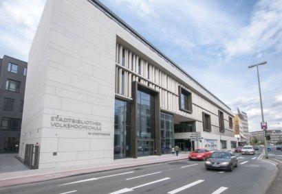 Zentralbibliothek Duisburg