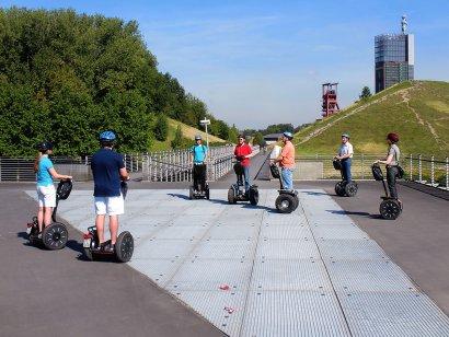 3. KanalErwachen: Mit dem Segway durch den Nordsternpark Gelsenkirchen