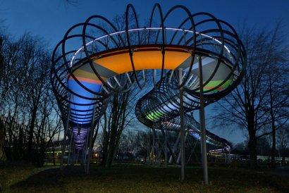 Slinky Springs to Fame (Tobias Rehberger, 2011) Darstellung 3