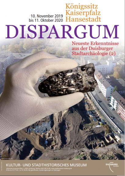 """Stadtmuseum Duisburg: Zweiter Teil der """"Dispargum""""- Ausstellung"""