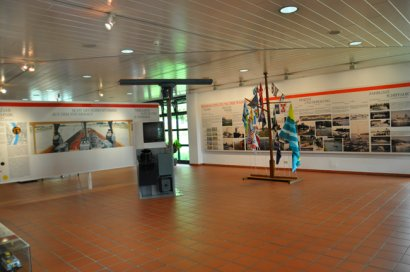 WSV-Ausstellungshalle Henrichenburg Darstellung 2