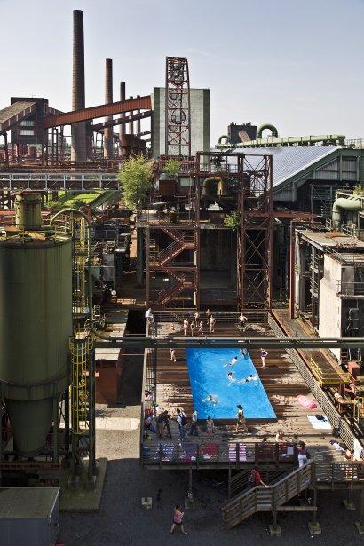 UNESCO-Welterbe Zollverein Darstellung 5